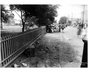 West side of West 23rd Street looking north toward Surf Ave 1914