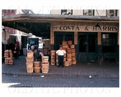 West Washington Market Costa & Harris Tribeca 1960's