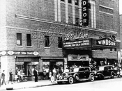Windsor Theater, 4105 15th Avenue, corner 41st Street, 1933