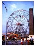 Wonder Wheel Coney Island