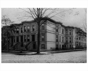 Woodruff Ave & Saint Pauls Place Flatbush 1910 Brooklyn, NY