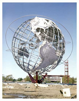 World's Fair Unisphere Flushing Queens NY