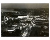 Worlds Fair at Night - Flushing - Queens NY