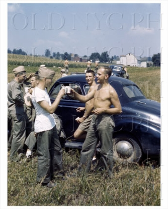 WWII ends in Heartland 1945