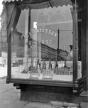 Youngerman's Kosher German Delicatessen, 385 Marcy Avenue at Middleton Street, 1918