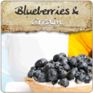 Blueberries & Cream Flavored Tea