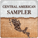 Central American Coffee Sampler