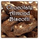 Chocolate Almond Biscotti Coffee