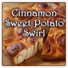Cinnamon Sweet Potato Swirl Coffee