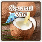 Coconut Rum Decaf Coffee
