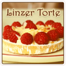 Linzer Torte Coffee