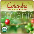Organic Colombia Supremo Coffee