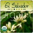 Organic El Salvador Coffee