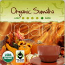 Organic Sumatra Dark Roast Fair-Trade Coffee