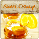 Sweet Orange Flavored Tea
