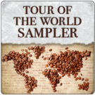 Tour of the World Sampler (5 1/2lb Bags)