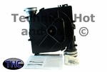 Carrier 324906-762 Draft Inducer Motor Assembly
