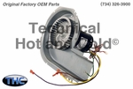 Carrier 48GS400649 Draft Inducer Motor Assembly
