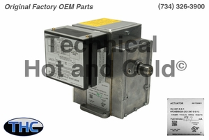 Carrier Industrial HF26BB029 Actuator Motor