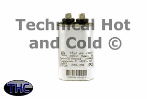 Carrier P291-1503 Single Run Capacitor