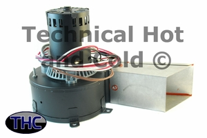 ICP 1070770 Draft Inducer Motor Assembly