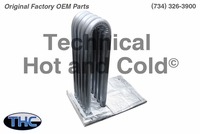 ICP 1172650 Heat Exchanger