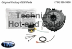 ICP 1172823 Draft Inducer Motor Assembly