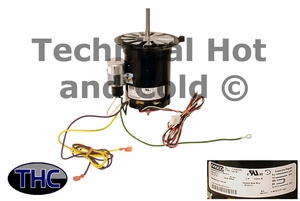 ICP 1177706 Draft Inducer Motor W/ Capacitor