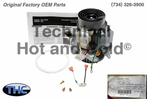 ICP 1183504 Draft Inducer Motor Assembly