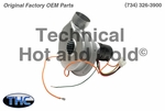 ICP 595041490 Draft Inducer Motor Assembly