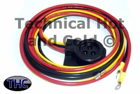 Lennox 15M35 Compressor Molded Plug Wire Harness