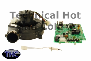 Trane KIT16584 Inducer and Control Board Kit