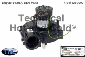 York Coleman S1-37320717001 Draft Inducer Motor Assembly