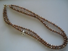 Double Strand :: Copper and Bronze