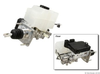 98 03 Toyota Land Cruiser Electric Master Cylinder From Sd Manufacturing