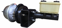Air/Hydraulic Brake System with 1-3/4 to 2 inch Master Cylinder for Medium Trucks