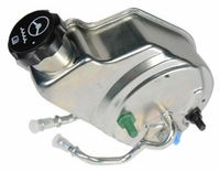 GM Power Steering Pump w/ 2 Returns for Hydro-Boost