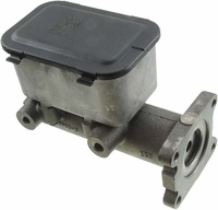 "1-3/4"" Hydro-Max Master Cylinder with Short Grey Plastic reservoir (1 3/4 inch) Bore Size"