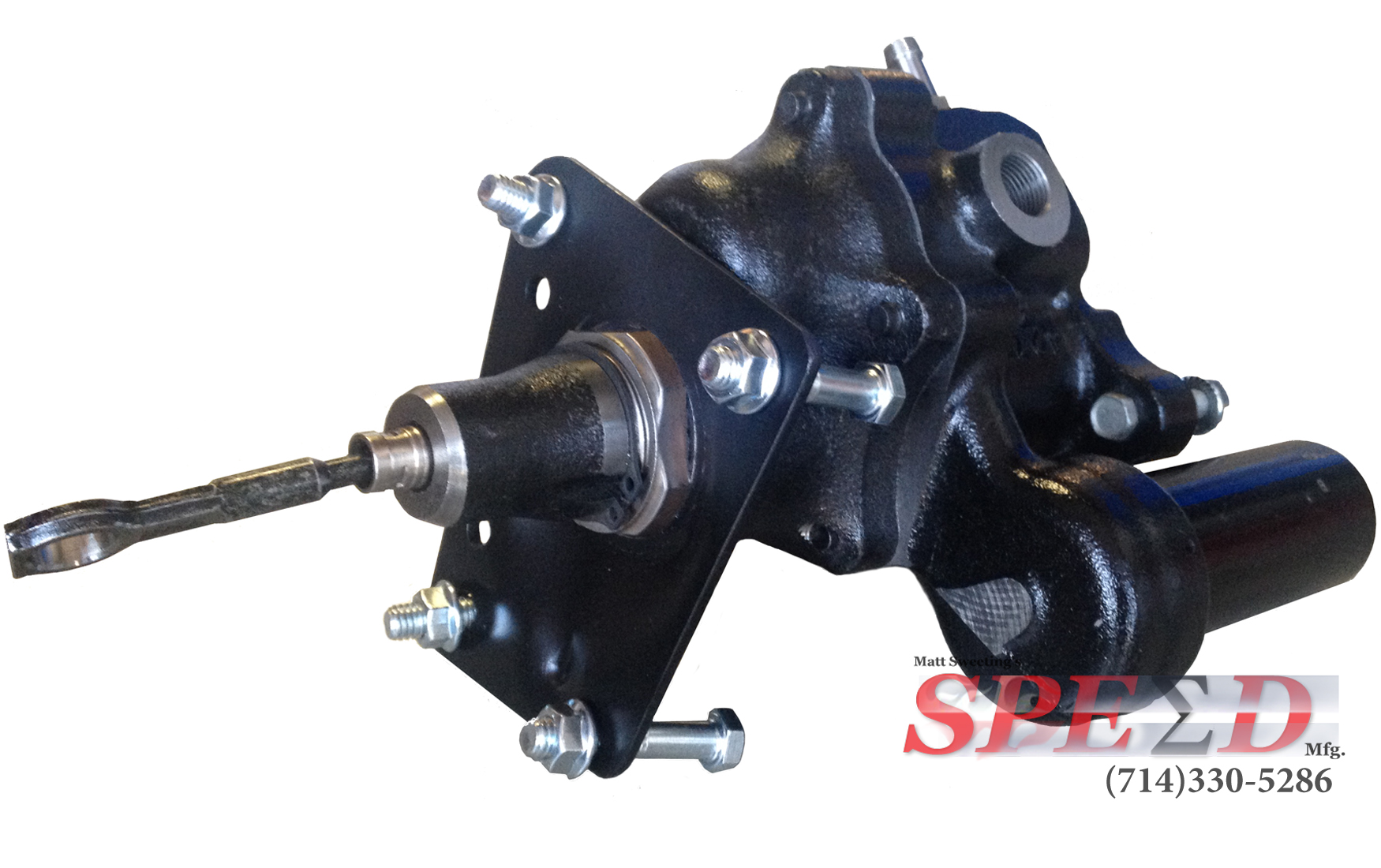 1989 1992 Ford T Bird Hydroboost Brake Booster Super Coupe Conversion By Sd Manufacturing