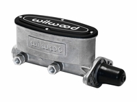 1-1/8 inch Wilwood Master Cylinder Natural Finish Aluminum