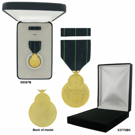 1-1/2 Inch Navy Expert Rifleman Military Medal