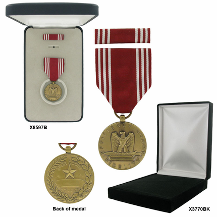 1-1/4 Inch Army Good Conduct Military Medal