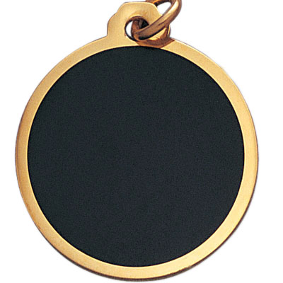 1-1/4 Inch Round and Blank Screen Medal