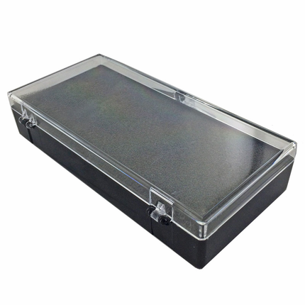 4-3/8 x 2-1/16 Clear Top Presentation Box