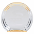 7 Inch Silver and Gold Double Halo Acrylic Award