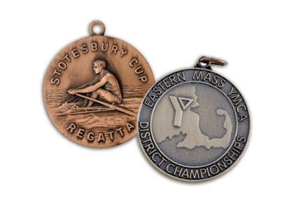 Custom Designed Medals