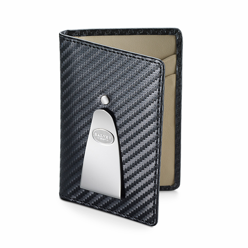 Continental Credit Card Wallet & Money Clip by Dalvey