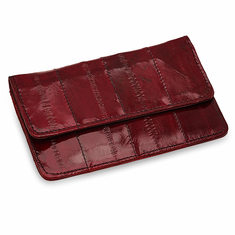 Eel Skin Wallets