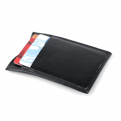 Executive Credit Card Wallet with Money Clip