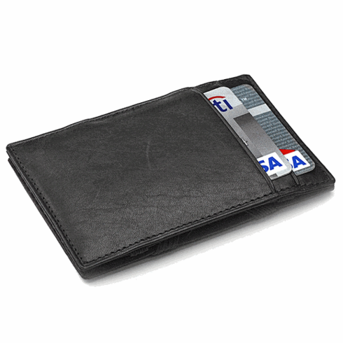 on sale 6f6c2 499df Leather Magic Wallet & Credit Card Case